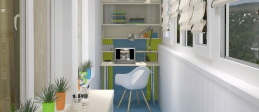 Идеи для Вашего балкона